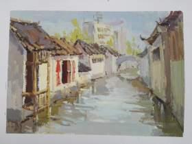 河北煮石画室色彩图4