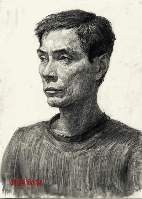 北京新意新象画室素描图8