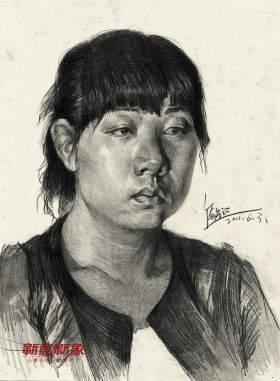 北京新意新象画室素描图7