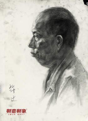 北京新意新象画室素描图3