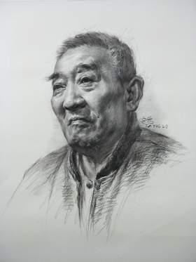 艺上画室李宪奇老师作品