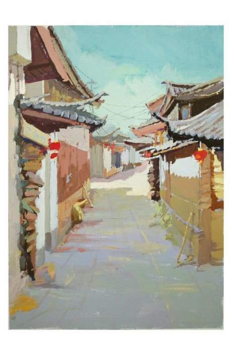 北京壹加壹画室色彩图8