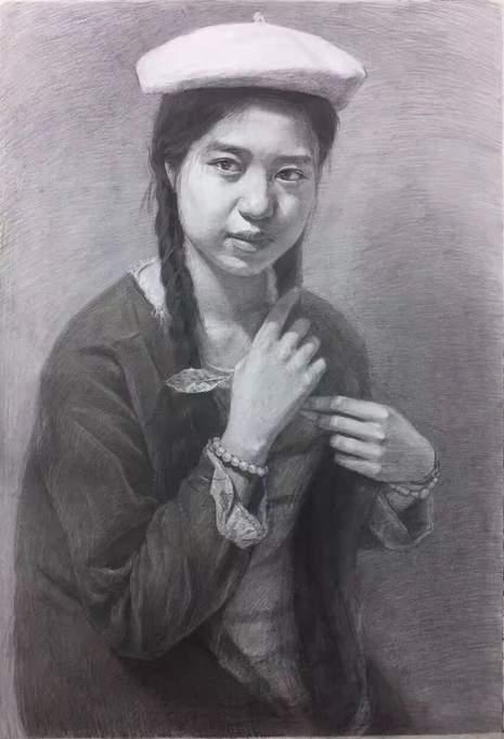 北京壹加壹画室素描图7