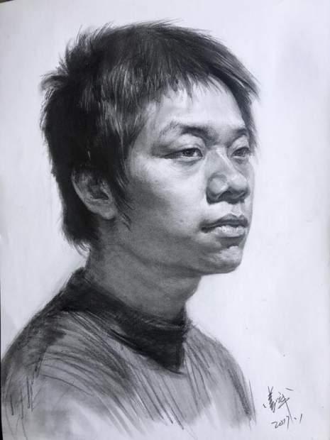 北京壹加壹画室素描图5