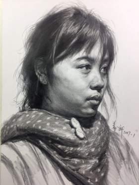 北京壹加壹画室素描图4