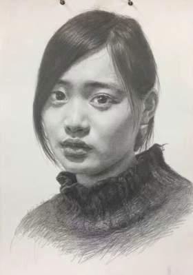 北京壹加壹画室素描图8
