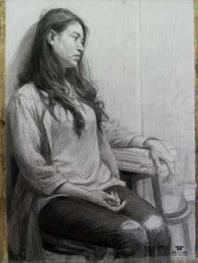 北京壹加壹画室素描图3
