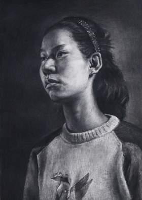 天津零晨美术教育素描图6