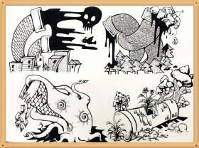 沈阳白山画室设计图3