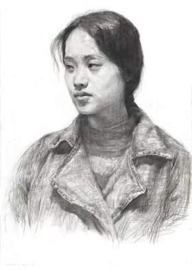 贵州唯美画室素描图5