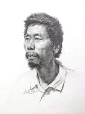 贵州唯美画室素描图4