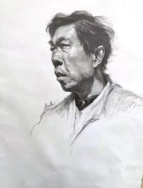 贵州唯美画室素描图1