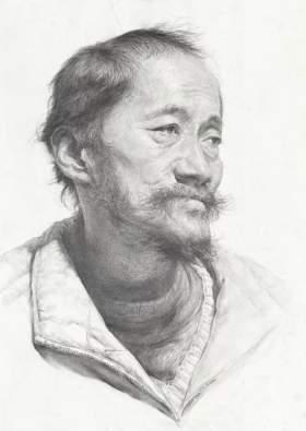贵州唯美画室素描图8