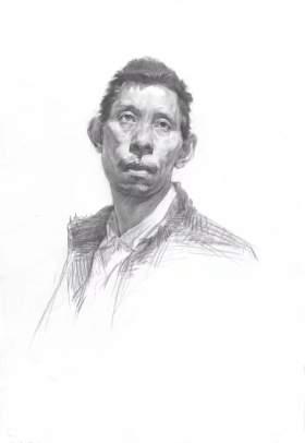 贵州唯美画室素描图6