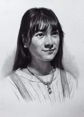 天津INK画室素描图2