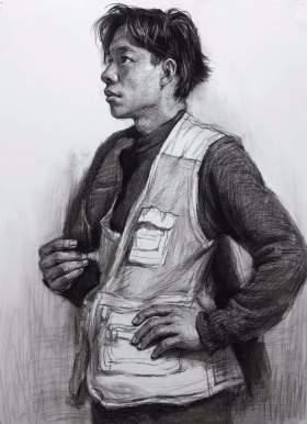 天津INK画室素描图3