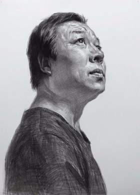 天津INK画室素描图8