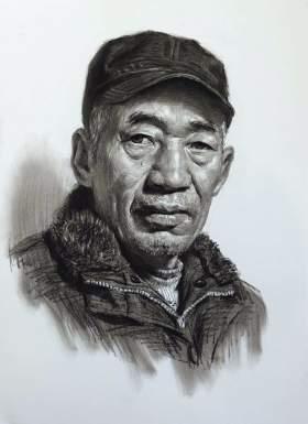 天津INK画室素描图7