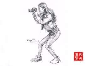 贵阳鼎尖画室素描图1