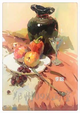 郑州098美术培训学校色彩图3