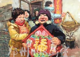 郑州098美术培训学校创作图2