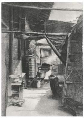 北京水木源画室创作图5