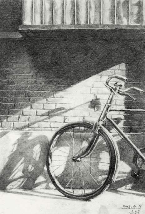 北京水木源画室素描图1