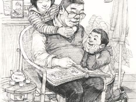 北京水木源画室速写图8