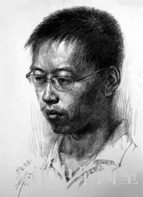 天津中举美术教育素描图8