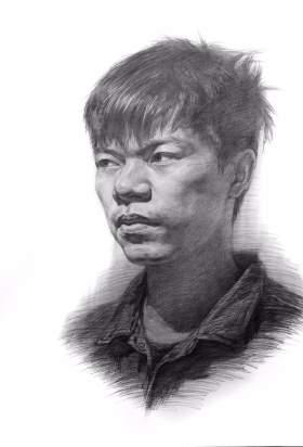 北京七点画室素描图6