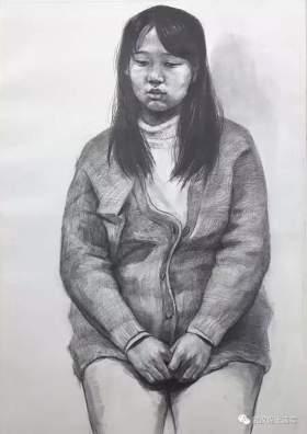 武汉尚上画室素描图1