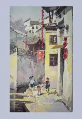 武汉尚上画室色彩图8
