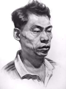 北京七点画室素描图7