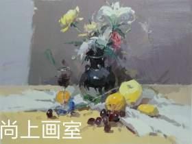 武汉尚上画室色彩图1
