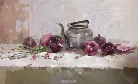 哈尔滨自由文化艺术学校色彩图3