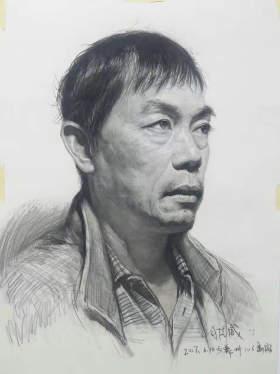 郑州106画室素描图4