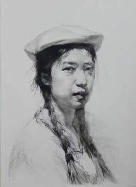 郑州106画室素描图2