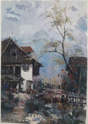 郑州106画室色彩图1