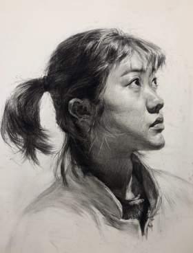 郑州106画室素描图5