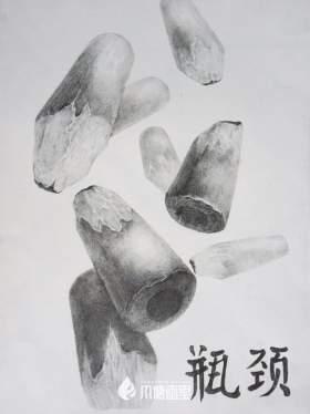 济南风塘画室设计图5