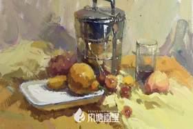 济南风塘画室色彩图3
