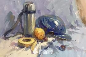济南风塘画室色彩图4