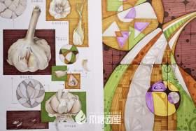 济南风塘画室设计图6