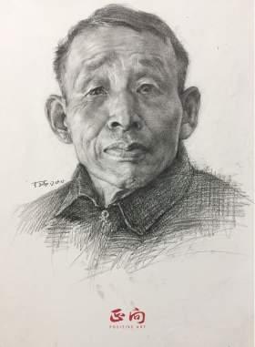 杭州正向画室素描图2