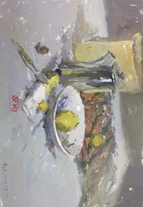 杭州正向画室色彩图2