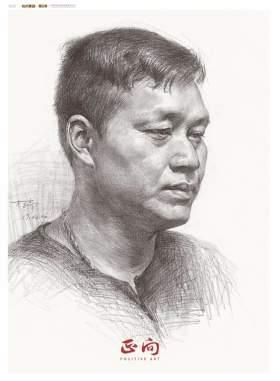 杭州正向画室素描图7