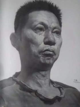 艺东方大画室素描图8