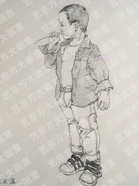 艺东方大画室速写图3