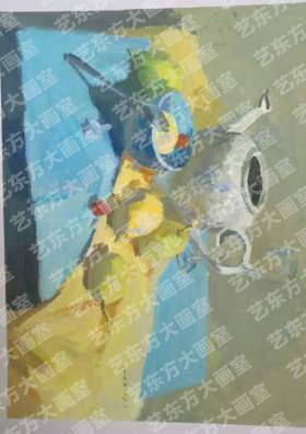 艺东方大画室色彩图3