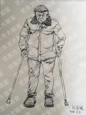 艺东方大画室速写图2